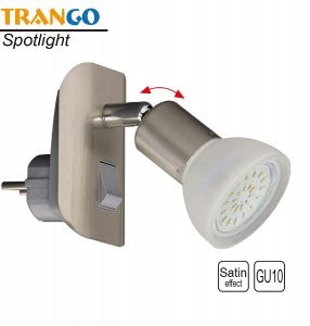 Trango LED Steckerleuchte