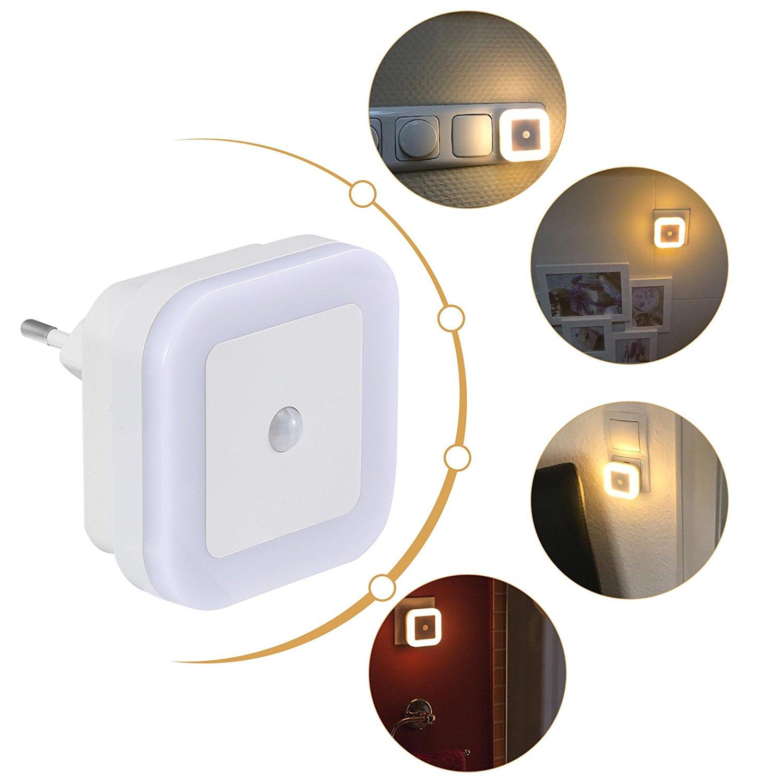 steckdosenlampe mit bewegungsmelder - stecklampe.de