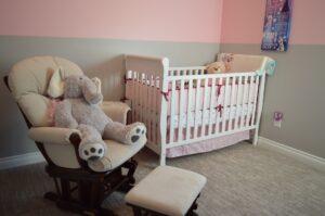 Babyzimmer Nachtlicht