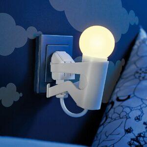 LED-Nachtlicht Lustiges Kerlchen